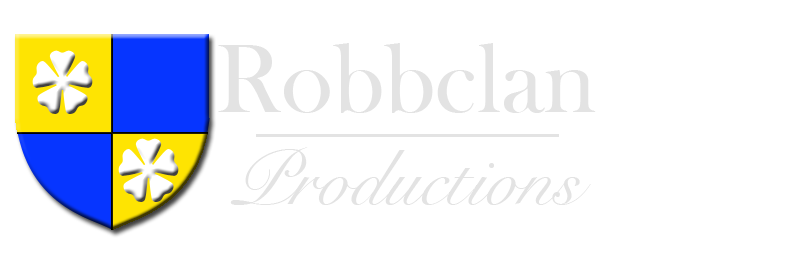 Robbclan Productions  Logo